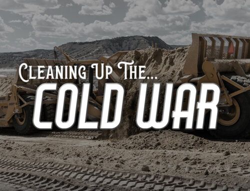 Cleaning up the Cold War