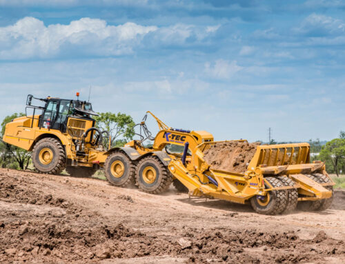 Scrapers Vs. Excavators/ADT's : Consider the Cut and the Cost